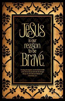 Brave by Shevon Johnson