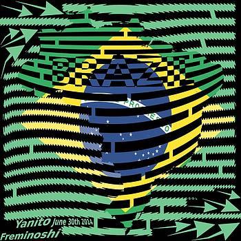 Brazil Maze by Yanito Freminoshi