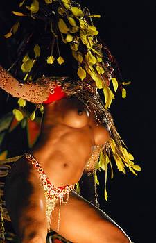 Brazilian Carnival Muse Barenaked by Alkstudio SP