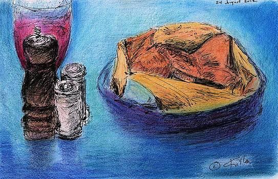 Bread and Wine by William Killen
