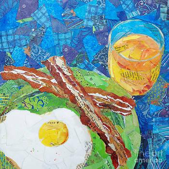 Breakfast is Ready by Patricia Henderson