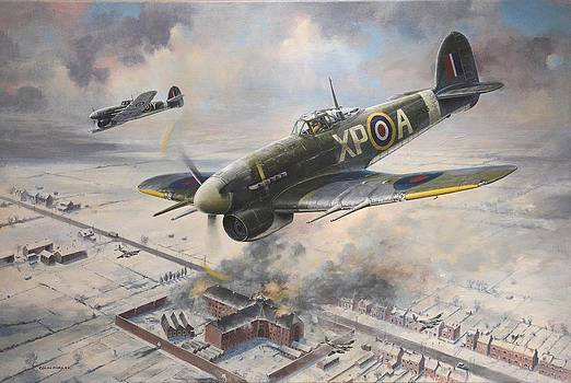 Breakout at Amiens by Colin Parker