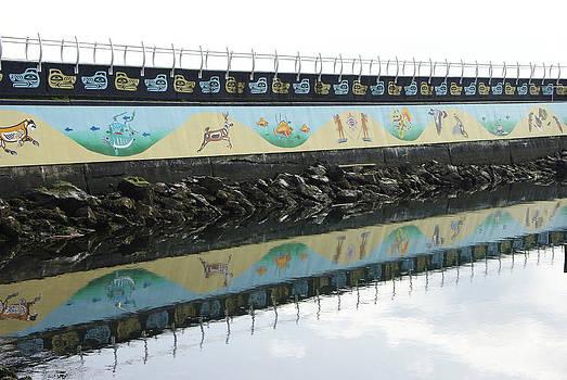 Marilyn Wilson - Breakwater Mural