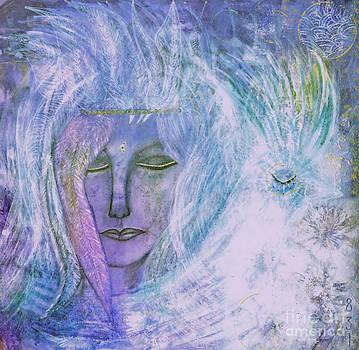 Breathing Through Feathers by Nancy TeWinkel Lauren
