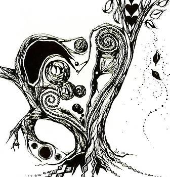 Andrea Carroll - Breathing Tree II