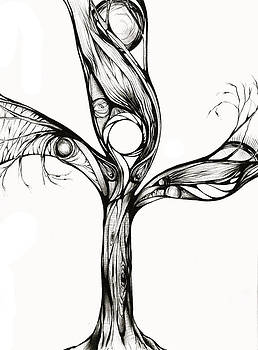 Andrea Carroll - Breathing Tree III