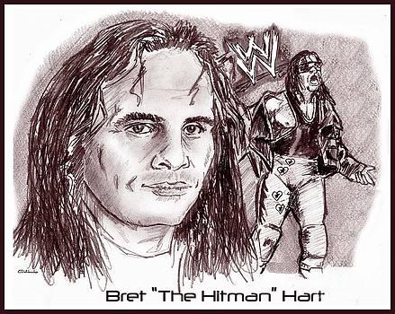 Chris  DelVecchio - Bret The Hitman Hart