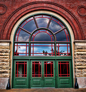 Brewery Doors St Louis by Janet Maloy