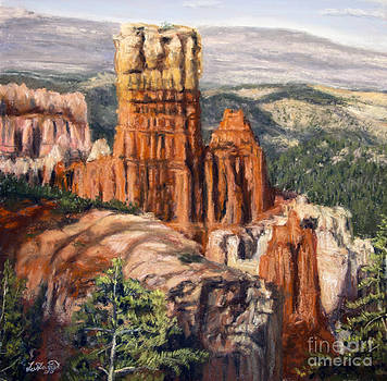 Brice Canyon by Deb LaFogg-Docherty
