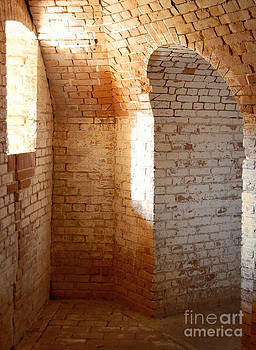 Brick and Light by Cheryl Casey