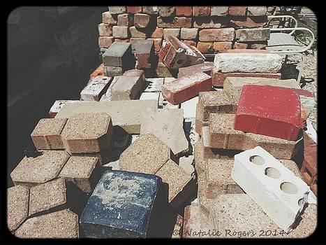 Brick  by Natalie Rogers