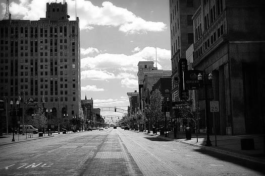 Scott Hovind - Brick Road Black and White