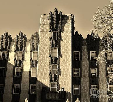 Brick by Valerie Beasley