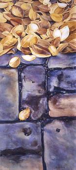 Brick Walk by Carlynne Hershberger