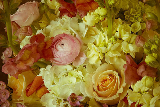 Bridal Boquet 1 by Courtney DeGregorio