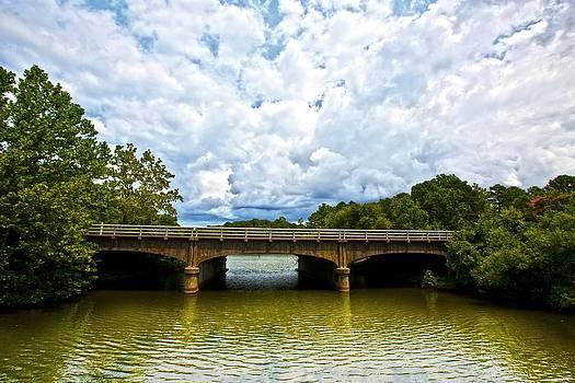 Regina  Williams  - Bridge Encounter on Noland Trail