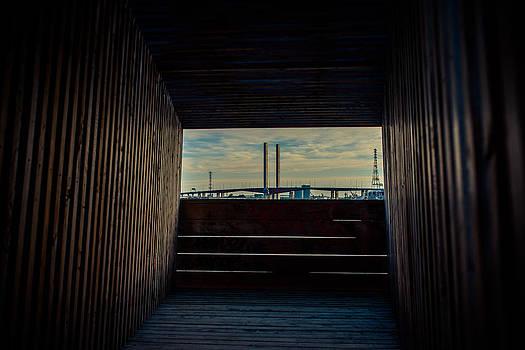 Bridge in a distance by Saiful Nasir