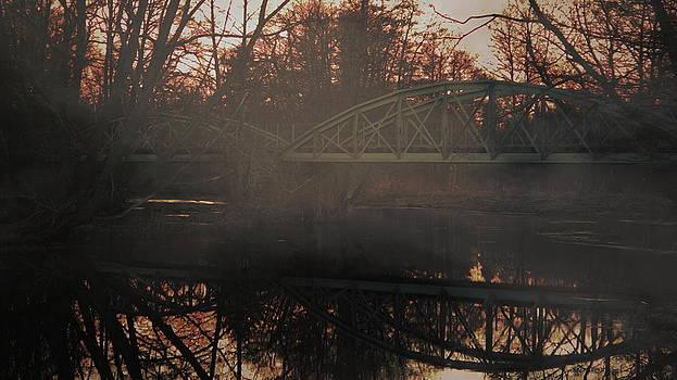 Bridge in the Mist by Nicholas Kjellner