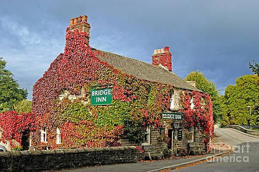 Bridge Inn at Calver by David Birchall