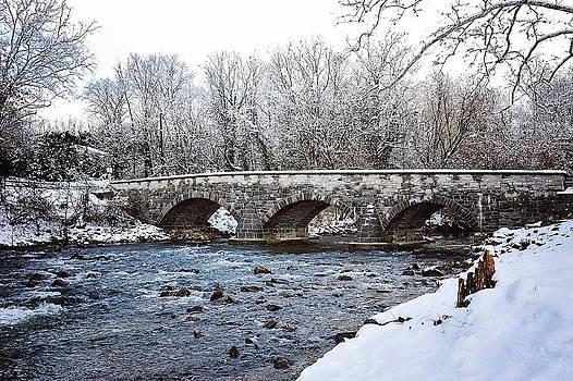 Bridge over Antietam Creek by Kelley Nelson