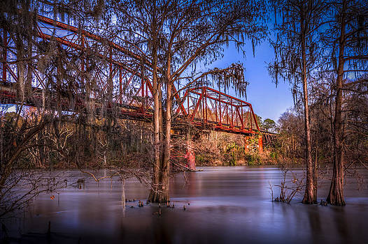 Bridge Over Trouble Water by Marvin Spates