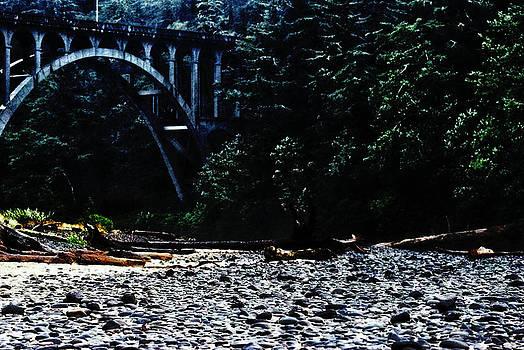 Bridge Over Troubled Water by Stephanie Haertling