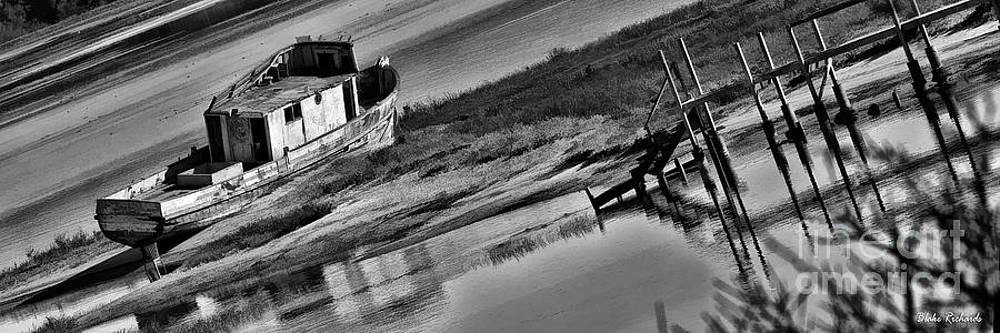 Blake Richards - Bridge To Point Reyes Boat