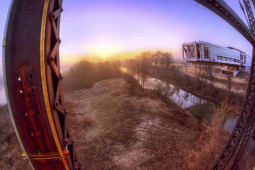 Jason Politte - Bridge to the 21st Century - Clinton Presidential Library - Arkansas - Little Rock