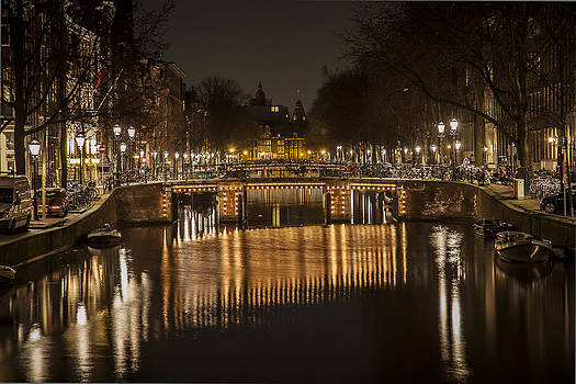 Shari Mattox - Bridges of Amsterdam