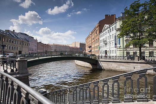 Bridges of St. Petersburg by Vladimir Sidoropolev