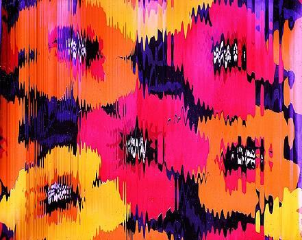 Anne-Elizabeth Whiteway - Bright  and Happy Blooms