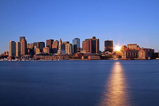 Juergen Roth - Bright and Sunny Boston