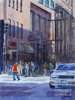 Bright Day in the Canyon 2 by Ron Stephens