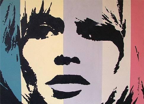 Brigitte Bardot I by Milena Gawlik