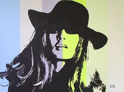 Brigitte Bardot II by Milena Gawlik