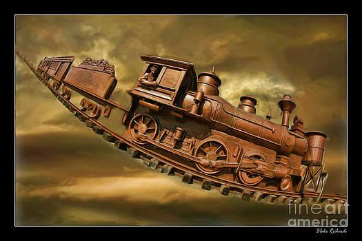 Blake Richards - Bringhurst Special Train