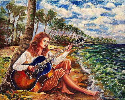 Briny Blues by Yelena Rubin