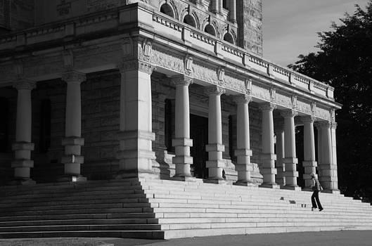 Marilyn Wilson - British Columbia Parliament Buildings