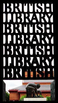 British Library by Brian Orlovich