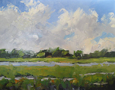 Broad Creek by Barbara Benedict Jones