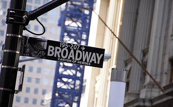 Broadway by Thomas Fouch