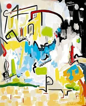 Broken City by Barbara Drake