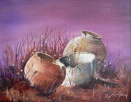 Broken Pots by Martha Efurd
