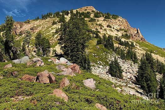 Adam Jewell - Brokeoff Mountain Climb