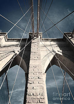 Brooklyn Bridge 2 by Joseph J Stevens
