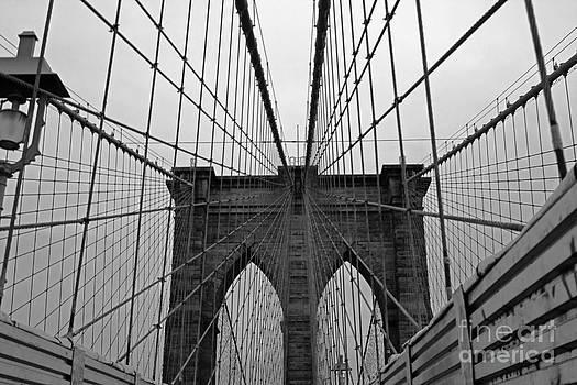Brooklyn Bridge by Alison Tomich