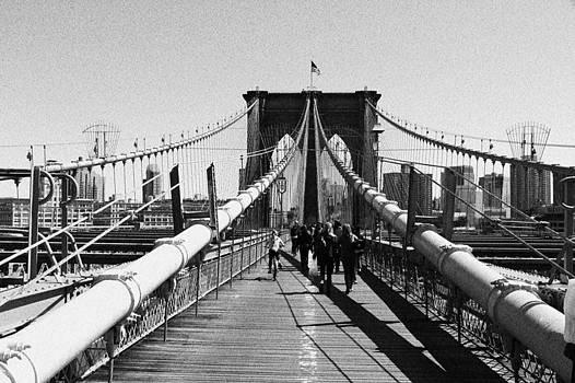 Brooklyn Bridge  by Matthew Kennedy