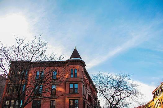 Brooklyn Skies by Graham Hayward
