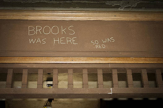 Jack R Perry - Brooks was Here
