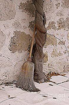 Broom by Frances Hodgkins